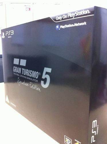 GT5: primo unboxing della Collector's