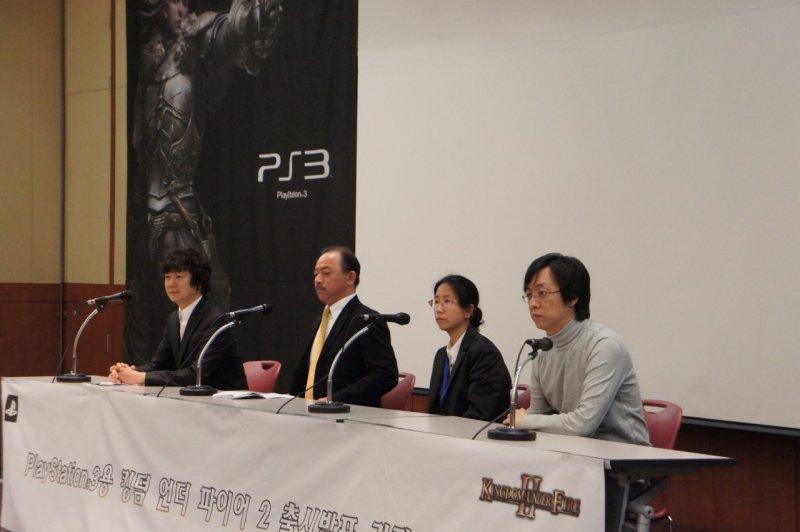 Kingdom Under Fire II confermato anche su PS3