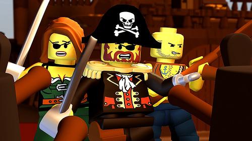 Pirati di plastica