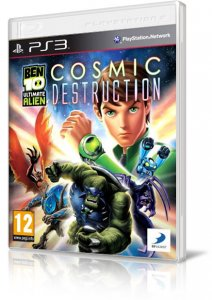 Ben 10: Ultimate Alien - Cosmic Destruction per PlayStation 3