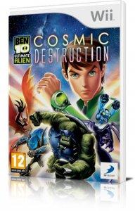 Ben 10: Ultimate Alien - Cosmic Destruction per Nintendo Wii