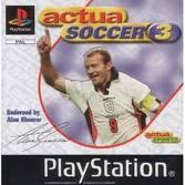 Actua Soccer 3 per PlayStation