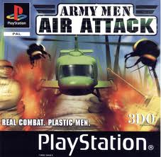 Army Men: Air Attack per PlayStation