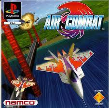 Air Combat per PlayStation