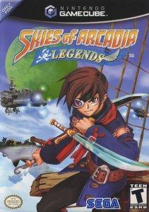 Skies of Arcadia Legends per GameCube