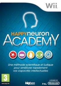 Happy Neuron ACADEMY per Nintendo Wii
