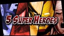 Marvel Super Heroes: Grandmaster's Challenge - Trailer di lancio