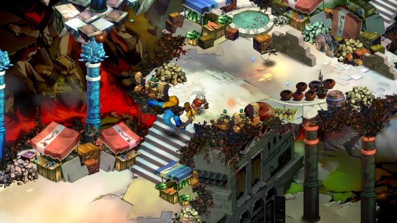 Bastion arriva in estate su Xbox Live Arcade