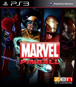 Marvel Pinball per PlayStation 3
