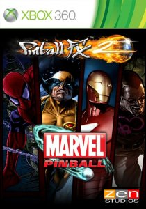 Marvel Pinball per Xbox 360