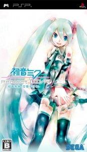 Hatsune Miku: Project Diva per PlayStation Portable