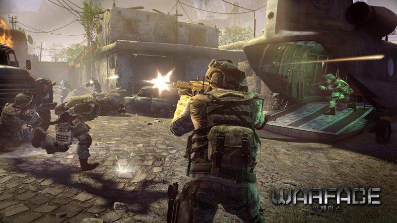Crytek annuncia Warface, un nuovo sparatutto dalla Corea