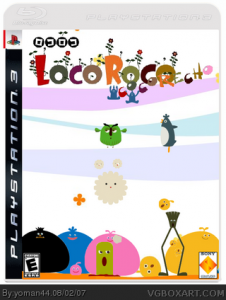 LocoRoco per PlayStation 3