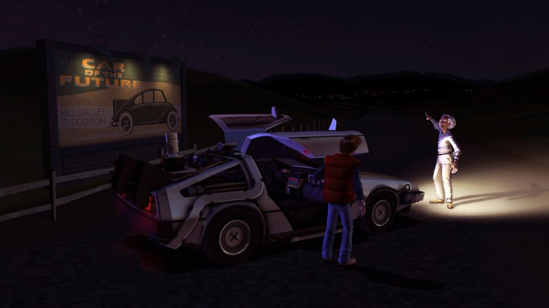 Back to the Future a fine dicembre su PC/Mac