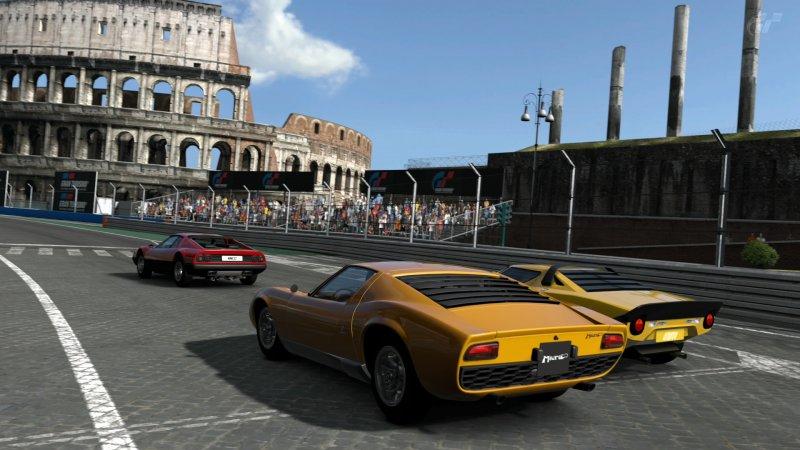 Aggiornamento per Gran Turismo 5 questo sabato