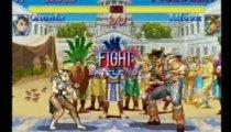 Super Street Fighter II Turbo - Gameplay