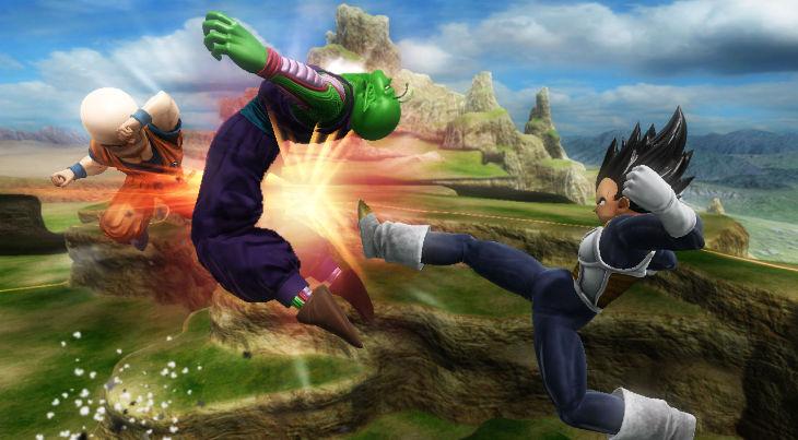 Immagini da Dragon Ball Zenkai Battle Royal