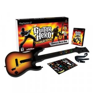 Guitar Hero: World Tour per PlayStation 2