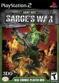 Army Men: Sarge's War per PlayStation 2