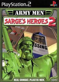 Army Men: Sarge's Heroes 2 per PlayStation 2