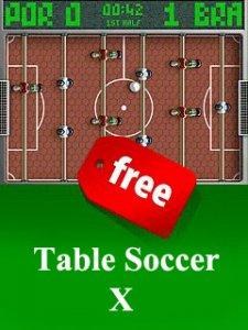 Table Soccer X per Xbox 360