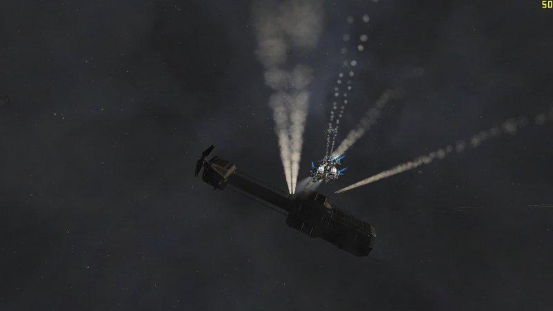 Spazio, ultima miniera