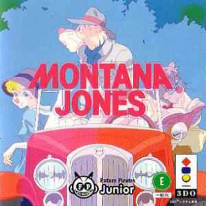 Montana Jones per 3DO