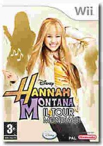 Hannah Montana: Il Tour Mondiale per Nintendo Wii