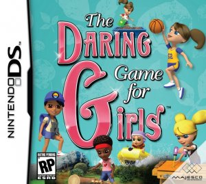 The daring game for Girls per Nintendo DS