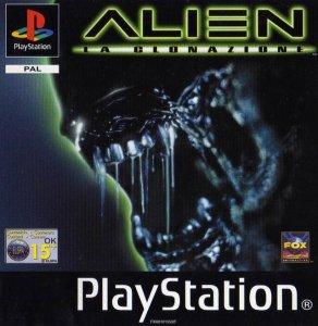 Alien la Clonazione per PlayStation