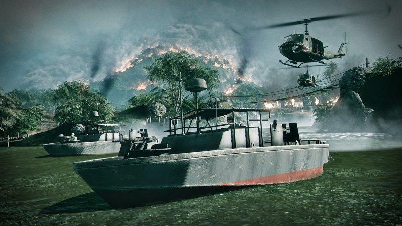 Bad Company 2 Vietnam: Operation Hastings sbloccato anche per PS3 e 360