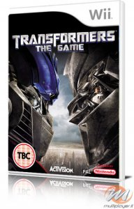 Transformers: The Game per Nintendo Wii