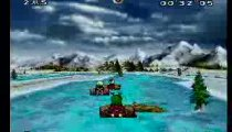 Atari Karts - Gameplay