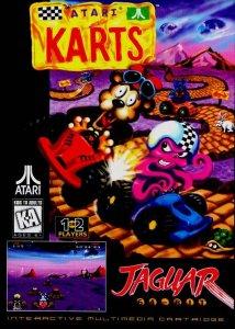 Atari Karts per Atari Jaguar
