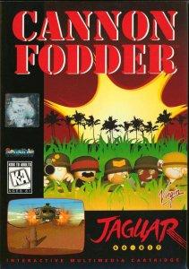 Cannon Fodder per Atari Jaguar