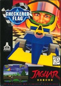 Checkered Flag per Atari Jaguar