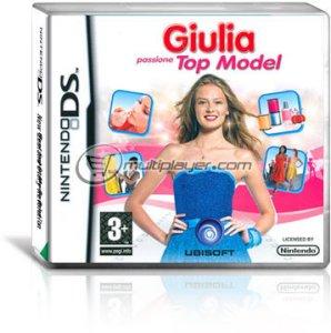 Giulia Passione Top Model per Nintendo DS