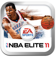 NBA Elite 11 per iPhone