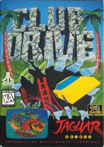 Club Drive per Atari Jaguar