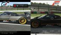Confronto grafico Gran Turismo 5 vs Forza Motorsport 3
