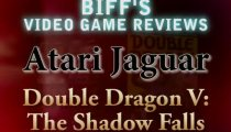 Double Dragon V: The Shadow Falls - Gameplay
