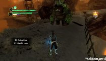 Majin and the Forsaken Kingdom - Gameplay in presa diretta