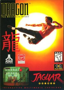 Dragon: The Bruce Lee Story per Atari Jaguar