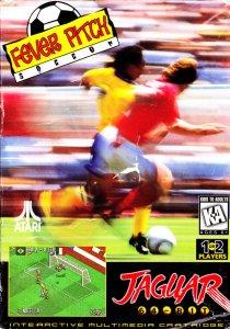 Fever Pitch Soccer per Atari Jaguar