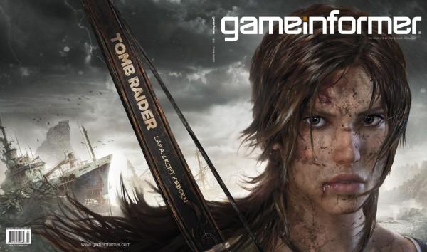 Il nuovo Tomb Raider: informazioni da Game Informer