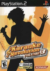 Karaoke Revolution Volume 3 per PlayStation 2