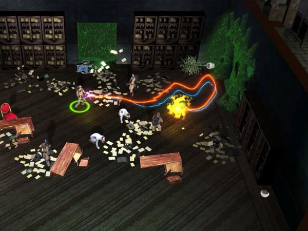 Dettagli e materiale per Ghostbusters: Sanctum of Slime