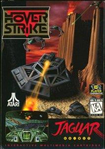 Hover Strike per Atari Jaguar