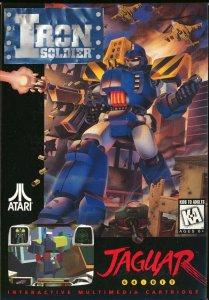 Iron Soldier per Atari Jaguar