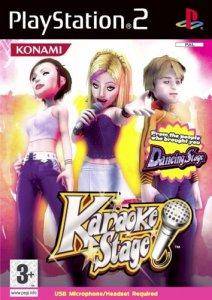 Karaoke Stage per PlayStation 2